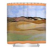 Kamiak Butte Shower Curtain