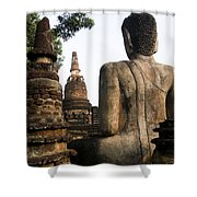 Kamphaeng Phet Shower Curtain