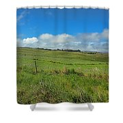 Kamuela Countryside Shower Curtain