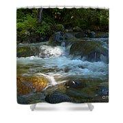 Kanaka Creek Shower Curtain