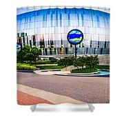 Kansas City Sprint Center Shower Curtain
