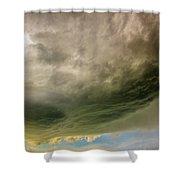 Kansas Storm Chasing 011 Shower Curtain