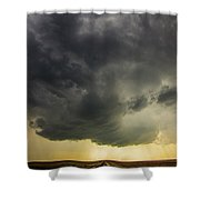 Kansas Storm Chasing 020 Shower Curtain