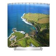 Kapalua Resort Shower Curtain