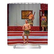 Karanga Shower Curtain