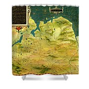 Karelia And Northern Russia Shower Curtain