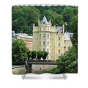 Karlovy Vary 1 Shower Curtain