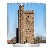 Karnan Helsingborg Sweden Shower Curtain