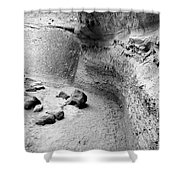 Kasha-katuwe Tent Rocks National Monument 10 Shower Curtain