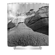 Kasha-katuwe Tent Rocks National Monument 7 Shower Curtain