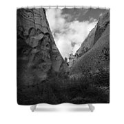 Kasha-katuwe Tent Rocks National Monument 9 Shower Curtain
