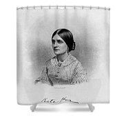 Kate Fox (1837-1892) Shower Curtain