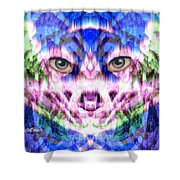 Katechism Shower Curtain