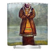 Kateri Tekakwitha Shower Curtain