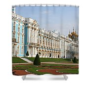Katharinen Palace - Russia Shower Curtain
