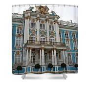 Katharinen Palace I - Russia  Shower Curtain