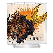 Kativory Shower Curtain