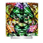 Katmandu Shower Curtain