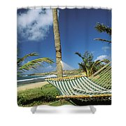 Kauai Hammock Shower Curtain