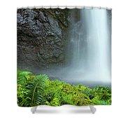 Kauai Inland Falls Shower Curtain