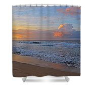 Kauai Morning Light Shower Curtain