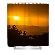 Kauai North Shore Shower Curtain