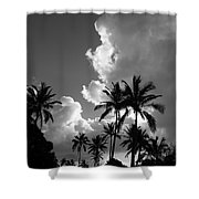 Kauai Storm Clouds Shower Curtain