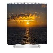 Kauai Sunset 4 Shower Curtain