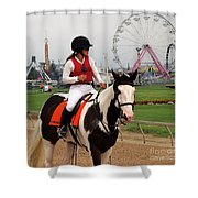 Kaymarie Kreidel - Timonium Shower Curtain