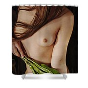 Kazi1107 Shower Curtain