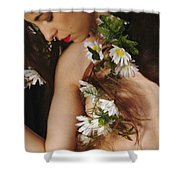 Kazi1134 Shower Curtain