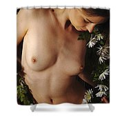 Kazi1158 Shower Curtain