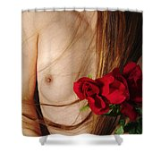 Kazi1174 Shower Curtain