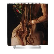 Kazi1185 Shower Curtain