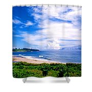 Kealia Beach Shower Curtain