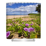 Keawakapu Beach Shower Curtain