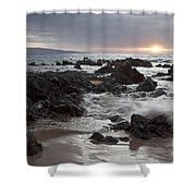 Keawakapu Kahaulani Dew Of Heaven Maui Hawaii Shower Curtain