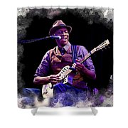 Keb' Mo' Shower Curtain