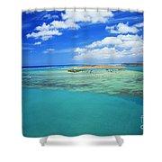 Keehi Lagoon Shower Curtain