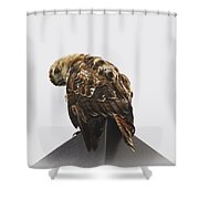 Keep Your Eyes Off The Goods Shower Curtain