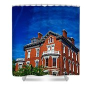 Kehoe House Savannah Georgia  Shower Curtain
