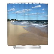 Kekaha Beach Shower Curtain