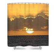Kekaha Sunset Shower Curtain