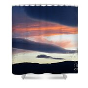 Kelowna Sunset 2 Shower Curtain