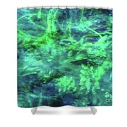 Kelp Wanted Shower Curtain