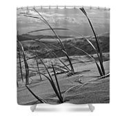 Kelso Dunes Shower Curtain