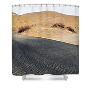 Kelso Dunes Landscape Shower Curtain