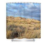 Kelso Dunes Wilderness Shower Curtain