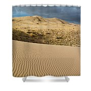 Kelso Singing Sand Dunes  Shower Curtain