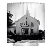 Kemptown Methodist Church Shower Curtain